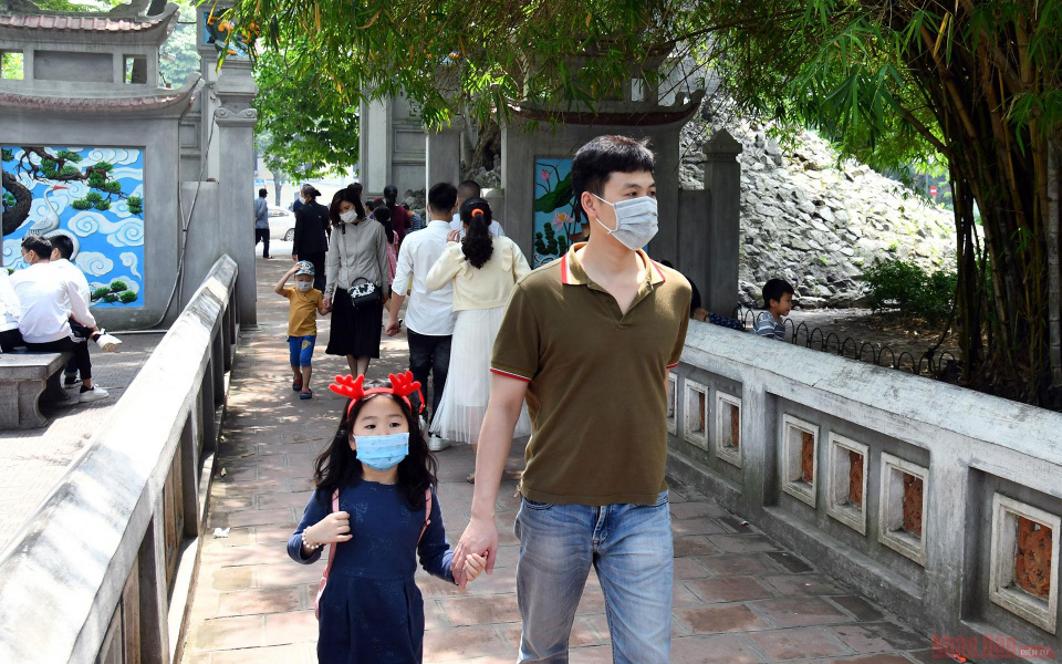 Hanoi strengthens measures against COVID-19 at tourist attractions