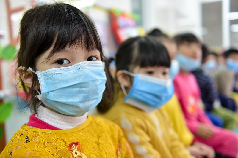 Numerous Vietnamese students, stay home, Covid-19 outbreak