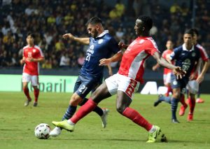Ho Chi Minh City FC to play in AFC Cup after defeat in Thailand