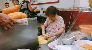 Banh mi – one of the reasons to fall in love with Hanoi