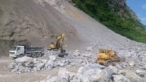 How to calculate natural resource tax with quarrying enterprises
