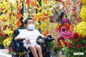 In Vietnam, man spends 17 Tet holidays in hospital due to kidney treatment