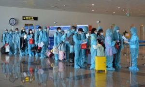 Aviation agency proposes exempting vaccinated foreigners from quarantine from September