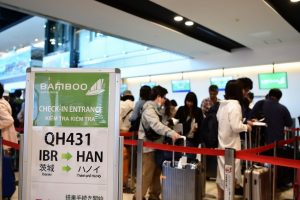 Bamboo Airways ready for international routes via vaccine passport
