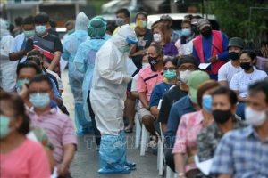 Thailand confirms daily record rise in new COVID-19 cases