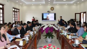 Overseas Vietnamese businesses desire to further connect with Lam Dong province