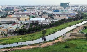 $356-mln canal upgrade proposed to stop flooding in 7 HCMC districts