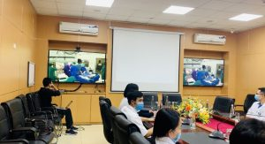 Vietnam has 1,500 remote examination and treatment stations