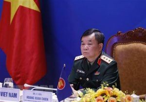 Việt Nam, China hold seventh defence strategy dialogue