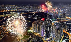 HCMC scraps Reunification Day fireworks as outbreak risks rise
