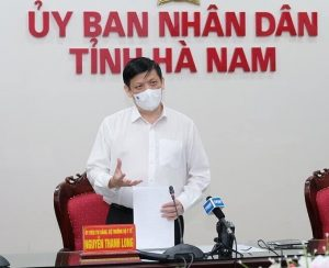'Infection rate in Ha Nam is very fast,' Health Minister warns