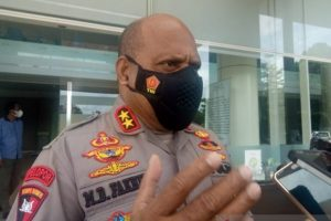 Indonesia names six armed terrorist groups in Papua