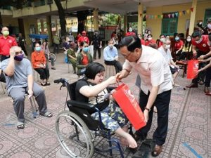 Humanitarian Month 2021 launched in Hanoi