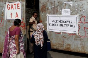 Covid-19 in India: High-tech hunt for scarce COVID-19 vaccines