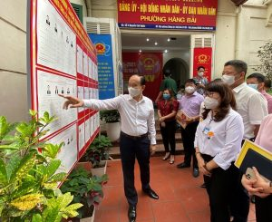 Hanoi election head calls for voters' responsibilities in casting ballots