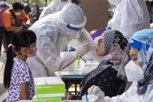 Southeast Asian countries continue struggling with pandemic