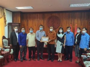 More support sent to help Laos combat COVID-19