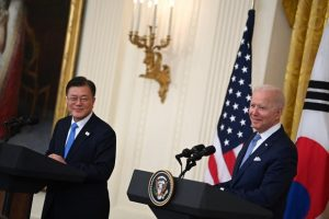 US, RoK reaffirms ASEAN's centrality in maintaining maritime, aviation freedom in East Sea