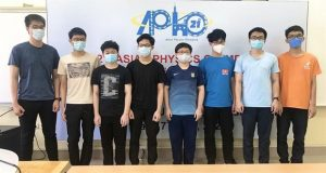 Vietnamese student earns highest score at Asian Physics Olympiad