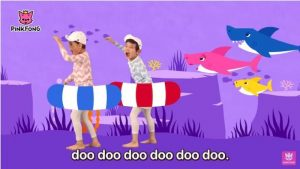 Pinkfong 'Baby Shark Dance' expected to grab YouTube's Ruby Button