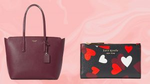 Kate Spade is offering an additional 40% off top-rated sale purses, clothing and more
