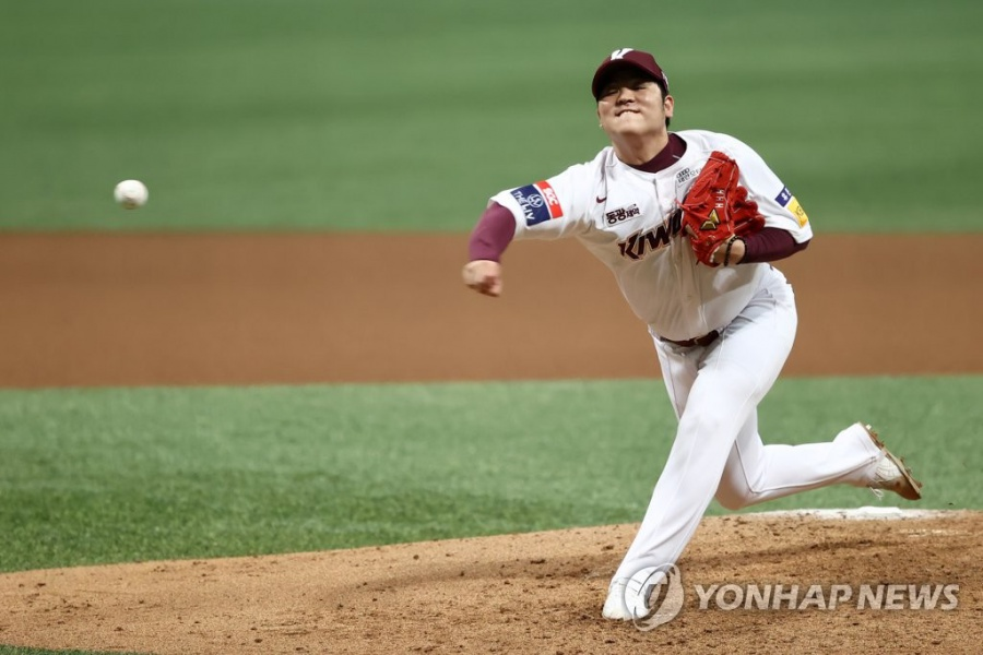 KBO pitcher withdraws from Olympic baseball team after ...