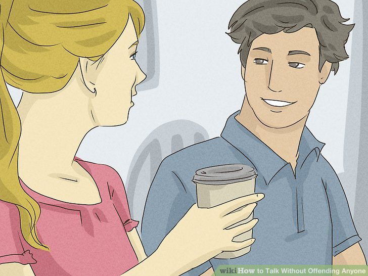 How to Talk Without Offending Anyone