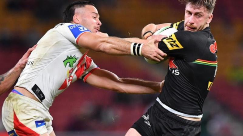 Griffin laments Dragons' NRL fade-out