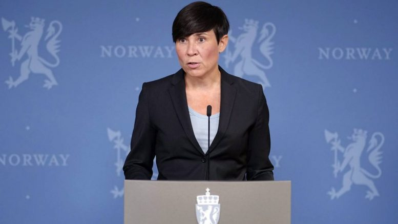 Minister: Five posted workers at the Norwegian Embassy in Kabul have been returned to Norway