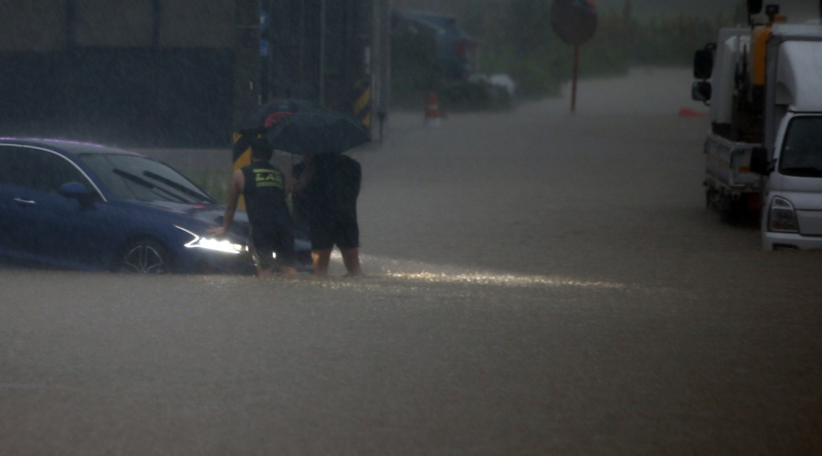 Heavy rainfall expected next week: weather agency