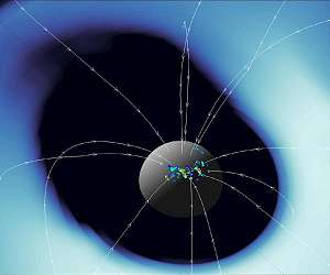 Earth's Magnetosphere: Protecting Our Planet from Harmful Space Energy