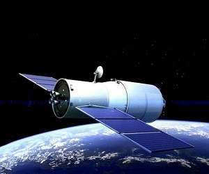 Chinese rocket for Tianzhou-3 mission arrives at launch site