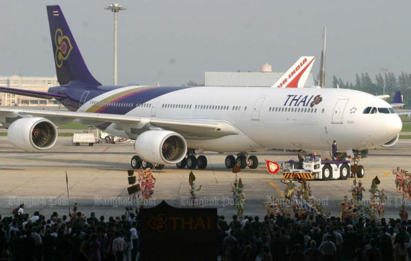 Thaksin linked to THAI's losses  NACC begins probe of aircraft purchases