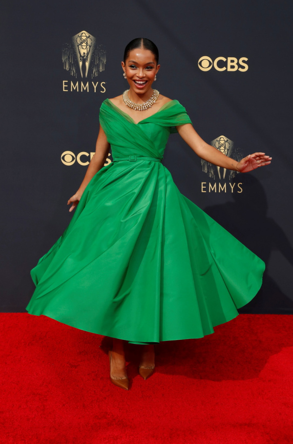 73rd Emmy Awards: Best and worst looks as the stars returned to the red carpet