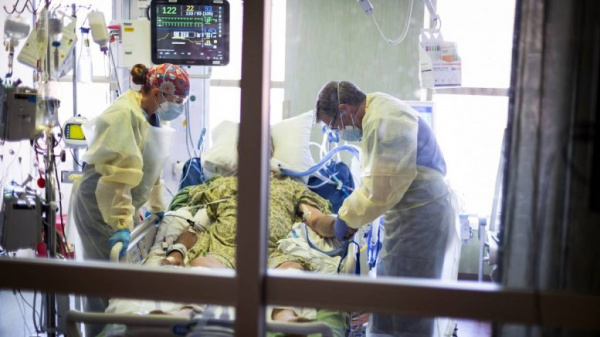 New corona-related death reported at Southern hospitals HF