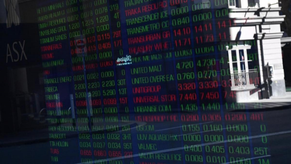Banks down as Evergrande weighs on ASX