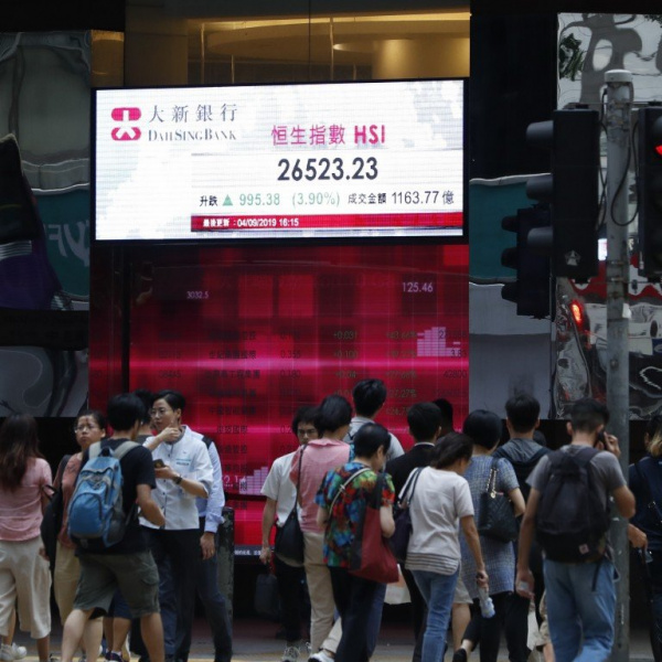 stocks, slumped 3.3 per cent on Monday, Guangzhou R&F surged, will next target the richest landlords