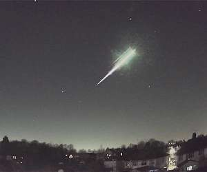 Discovery about meteorites informs atmospheric entry threat assessment