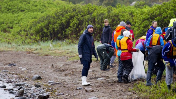 Norway's first national clean-up program turns one year old