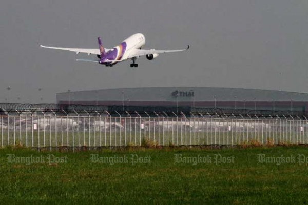 THAI to start flying to high-jab rate countries