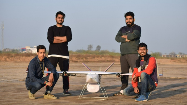 Drone Delivery Startup TechEagle Raises $500,000 In Seed Round