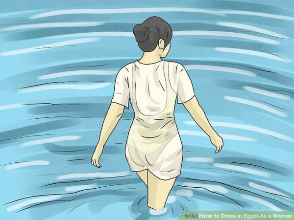How to Dress in Egypt As a Woman