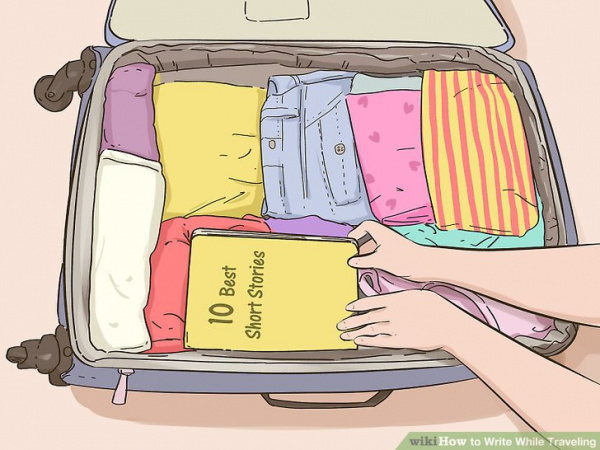 How to Write While Traveling