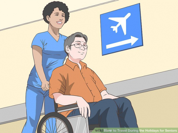 How to Travel During the Holidays for Seniors
