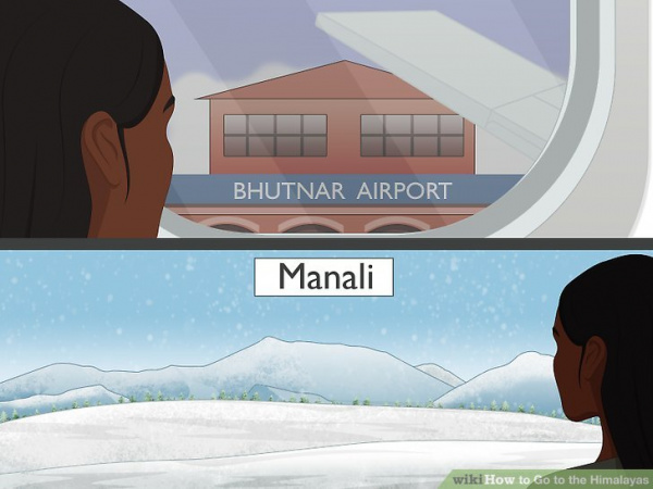 How to Go to the Himalayas