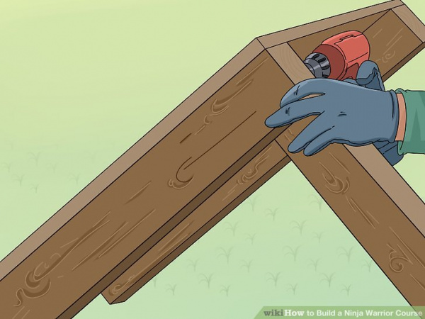 How to Build a Ninja Warrior Course