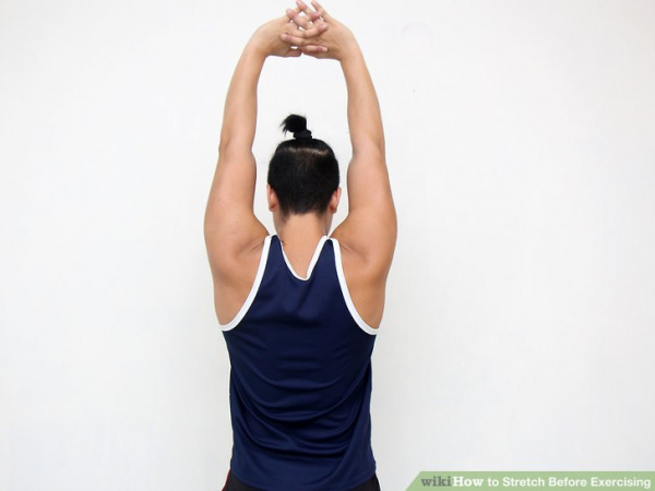 How to Stretch Before Exercising