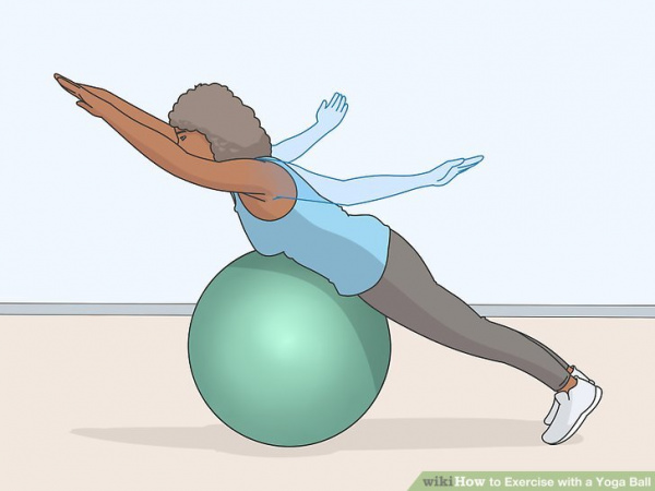 How to Exercise with a Yoga Ball