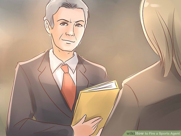 How to Fire a Sports Agent