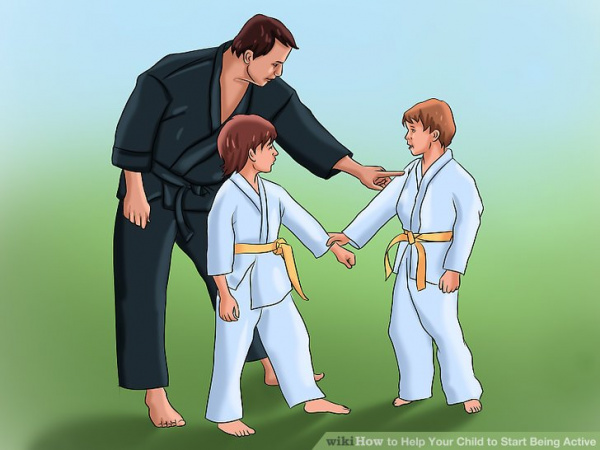 How to Help Your Child to Start Being Active